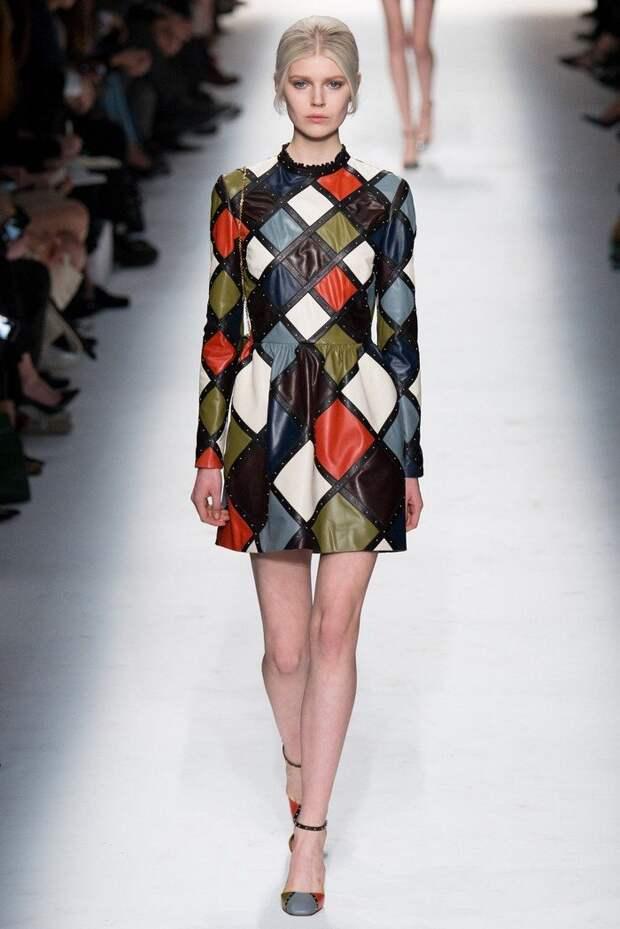 Клетка аргайл: модный принт 2021 в весенних образах
