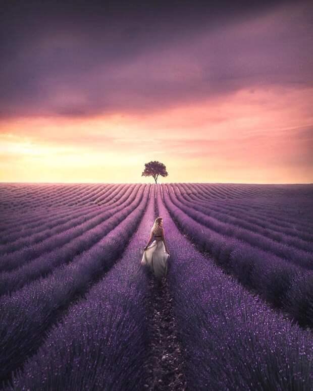 Франция красота, мир, природа, путешествия