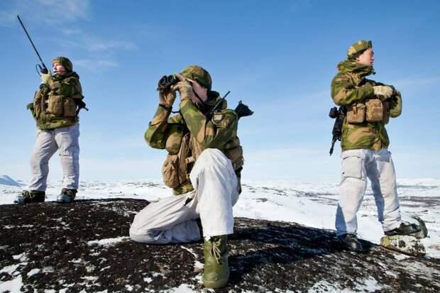 NRK: США подставляют Норвегию под удар России
