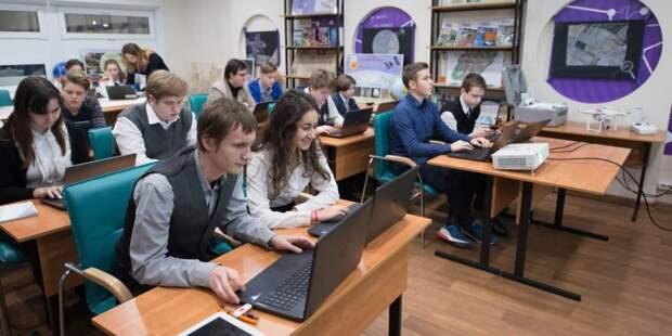 Собянин: Московские студенты возвращаются к очному обучению Фото: Е. Самарин mos.ru