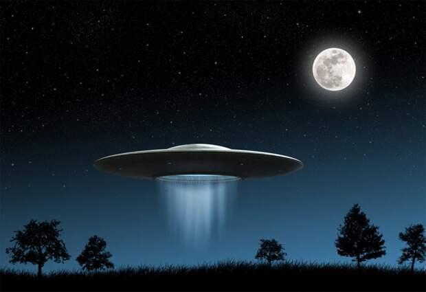 Самые интересные факты, связанные с НЛО