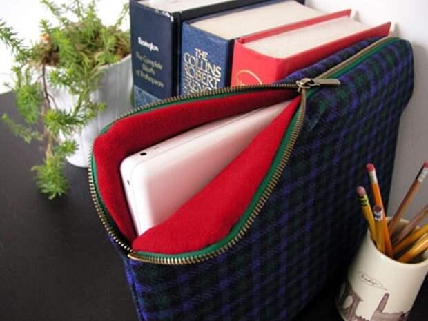 15 модных и простых в исполнении чехлов для ноутбука