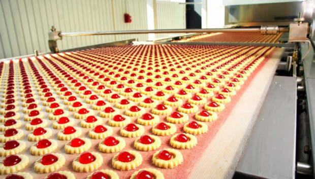 Четыре завода по производству пищевых продуктов построят в Подольске