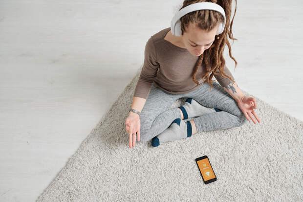 Борьба со стрессом: лучшие приложения, которые помогут успокоиться
