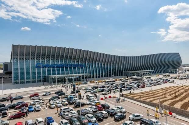 Стало известно, сколько рейсов обслужил новый терминал аэропорта «Симферополь»