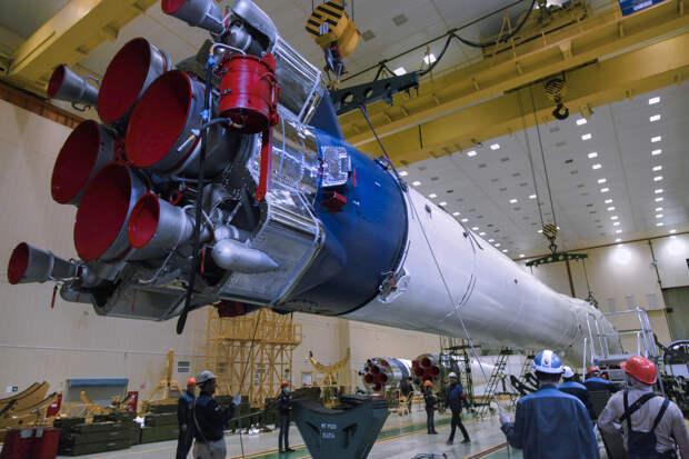 Ракета «Союз» сменила дизайн