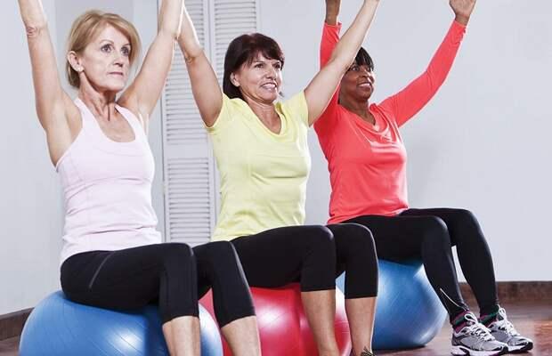 Похудеть после 50-ти - эффективно, быстро и безопасно