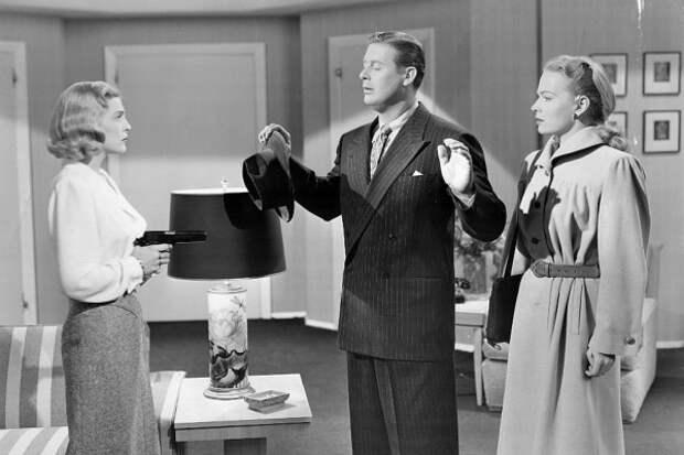 """""""Слишком поздно для слез"""": фильм нуар 1949 года"""