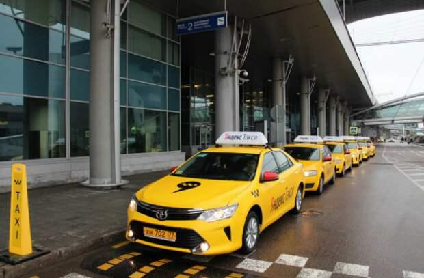 """""""Яндекс.Такси"""" покупает часть активов компании """"Везёт"""""""