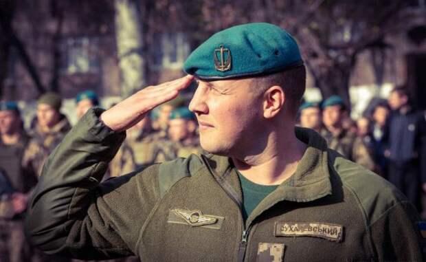 Стрелявшие поГорловке каратели обещают уничтожить Россию