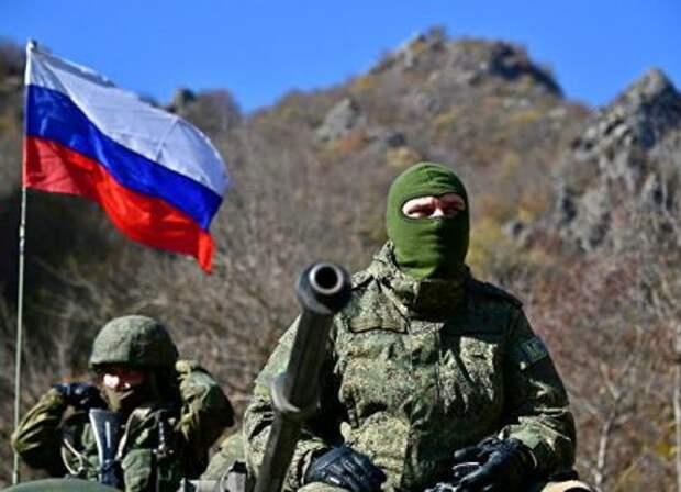 Армяне на службе у США: получен приказ «чернить» миротворцев РФ в Карабахе