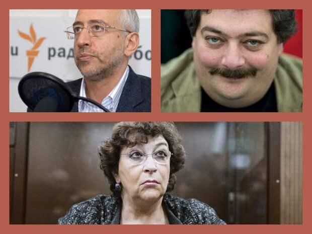 """А где та интеллигенция, по которой скорбят на сайте """"Эхо Москвы""""? Ответ либералам выпуск 3"""