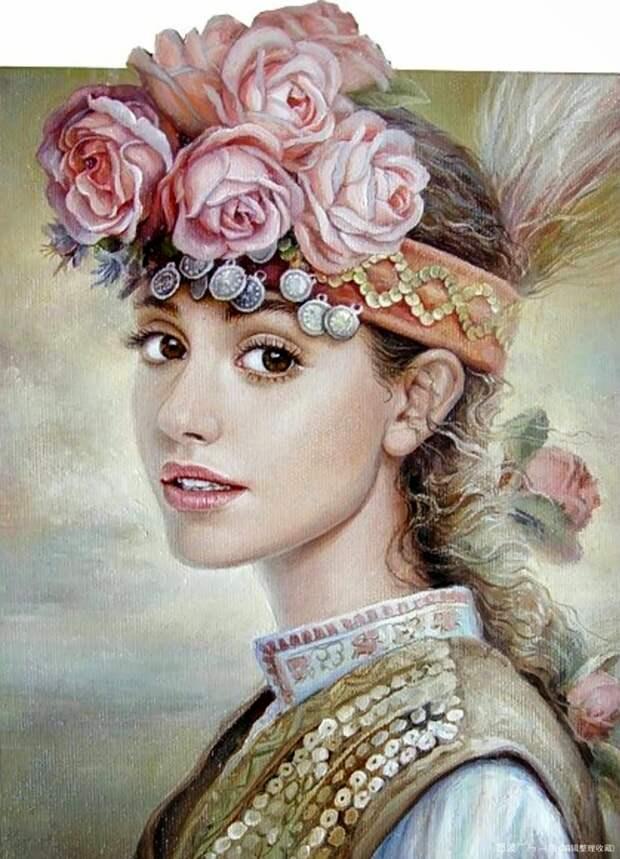 художник Мария Илиева (Maria Ilieva) картины – 16