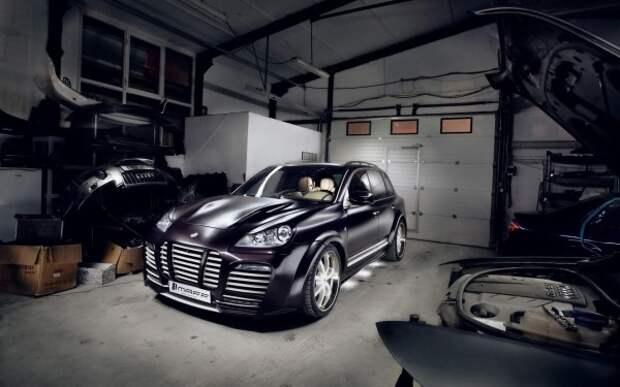 Россиянам за хранение машины в личном гараже придется платить втридорога