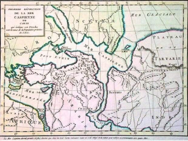 Запретные темы истории. До VI (или XII) в. нынешняя долина Иордана являлась дном морским