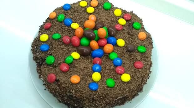 Торт без выпечки из пряников Видео рецепт, Кулинария, Длиннопост, Торт, Торт без выпечки, Торт из пряников, Видео
