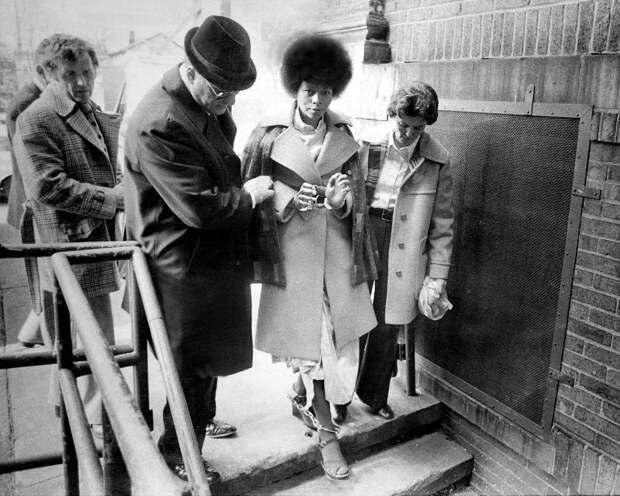Социальные конфронтации в США 1960-х - 1970-х годов: Леворадикальная Партия черных пантер   (30)