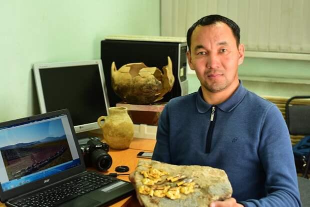 Золото саков: археологи Казахстана обнаружили уникальное захоронение