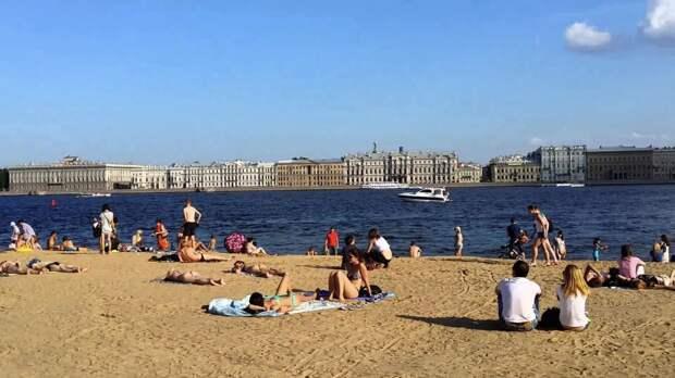 О температуре воды на российских курортах рассказал синоптик