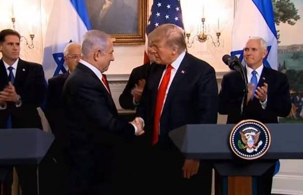 New Yorker: Нетаньяху призывал Трампа нанести удар по Ирану сразу после поражения на выборах