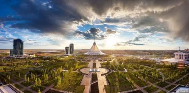 Торгово-развлекательный центр Хан Шатыр, Астана
