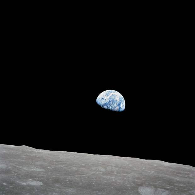 Действительно ли американцы были на Луне?