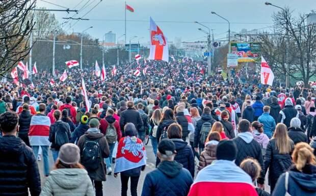 Белорусский «майдан»: последний шанс упущен
