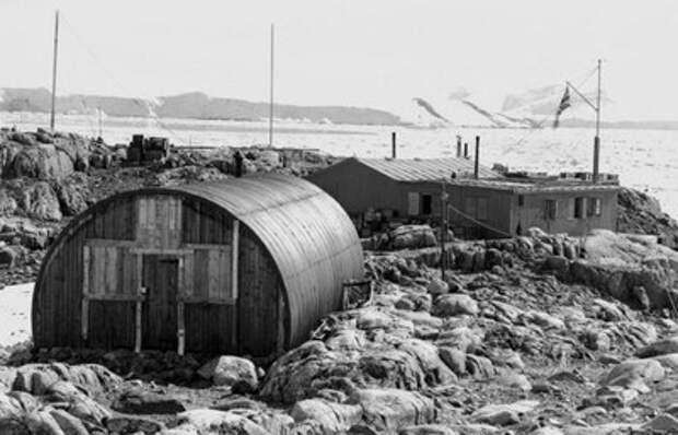 Самые таинственные экспедиции в Антарктиду