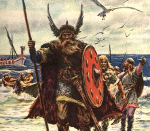 Как магия викингов оказалась физикой. Викинги и варяги: в чем отличия (2 статьи)