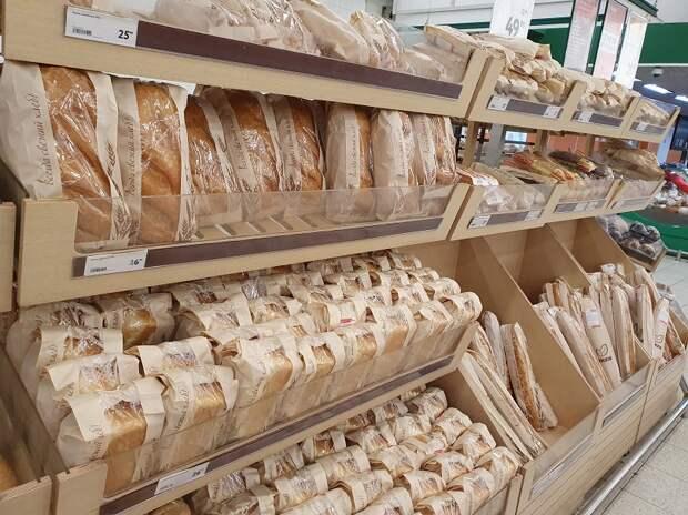Хлеб в супермаркетах. Как не обмануться?