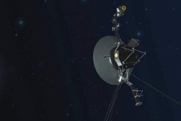 «Вояджер-2» вышел в межзвёздное пространство спустя 40 лет после запуска
