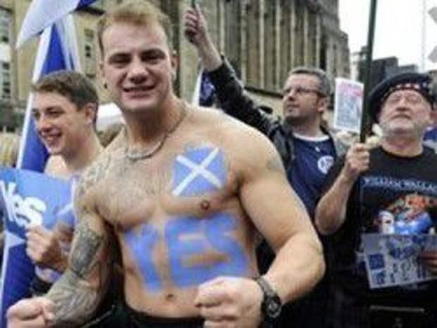 В Шотландии прошли громкие дебаты по вопросу отделения