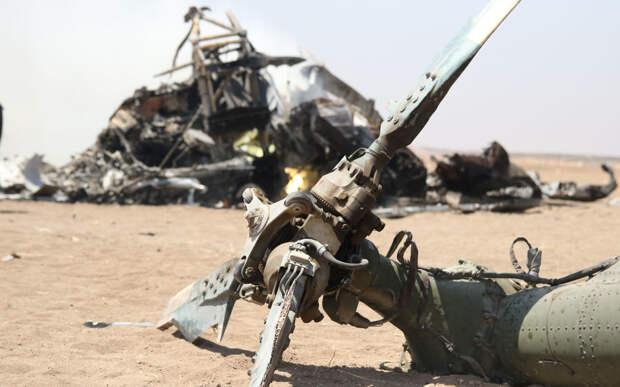 NYT: в Афгане противотанковой ракетой сбит вертолет с морскими пехотинцами