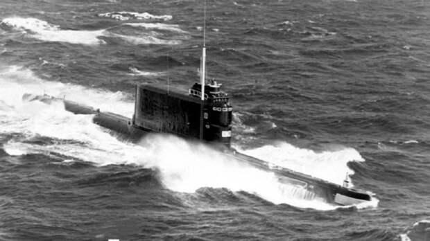 Проект «Азориан»: как американцы подняли советскую подводную лодку с глубины в 5 километров