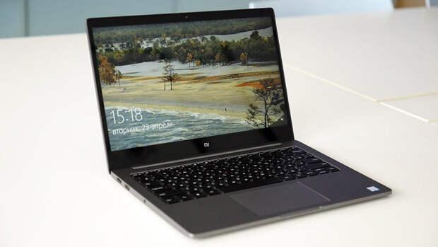 Лучший ноутбук на Windows? Обозреваем Xiaomi Mi Notebook Air 13