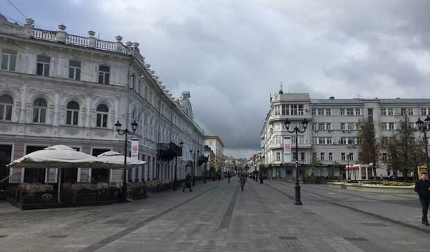Пасмурная ипрохладная погода ожидается вНижнем Новгороде
