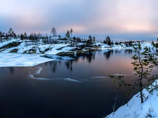 Ладожское озеро - жемчужина Севера России