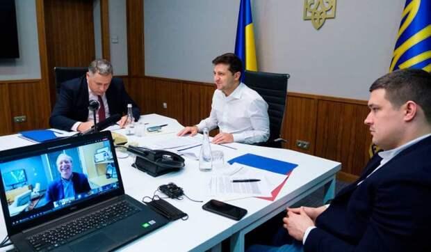 Ситуация на Украине вышла из-под контроля Зеленского – политолог