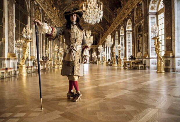 Чем пахло в Версале