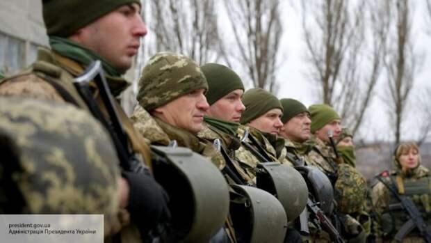 В ВСУ начались вооруженные конфликты из-за коронавируса