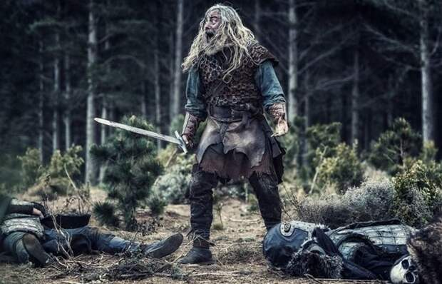 Кадр из фильма Викинги./Фото: posmotr.im