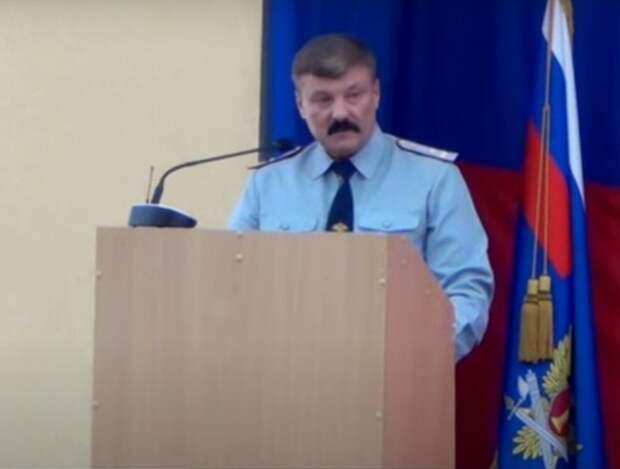 Задержан экс-начальник нижегородского ФСИН