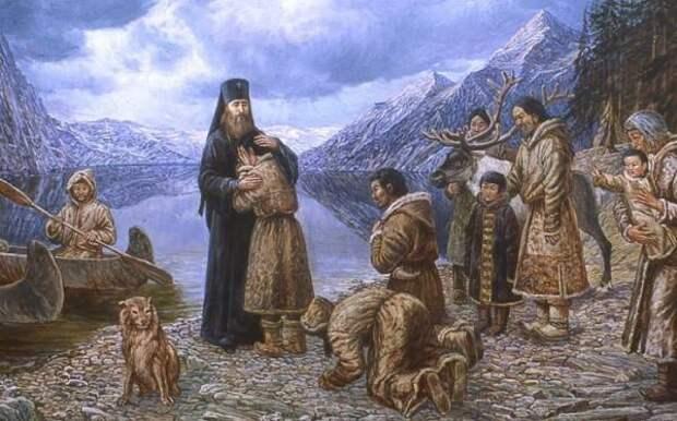 Как Россия и США установили границы русских владений на Аляске