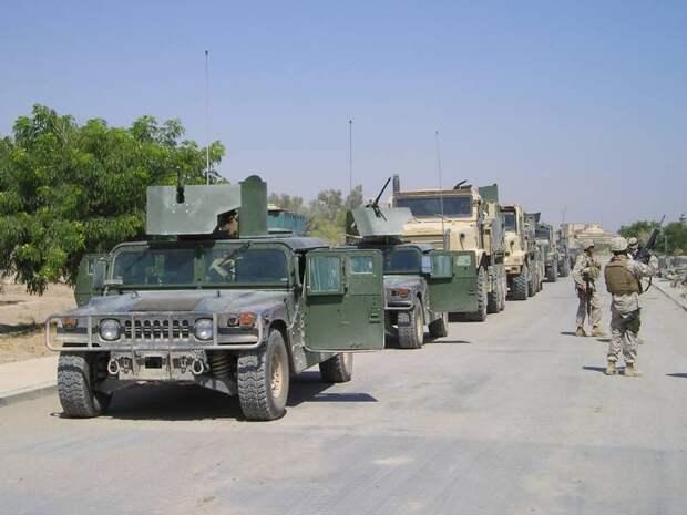 «Корпуса морской пехоты» не существует
