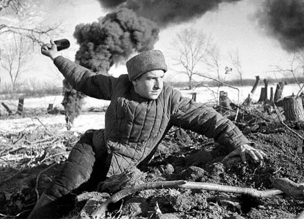 Битва подо Ржевом стала одной из самых кровопролитных во Второй мировой (ФОТО)