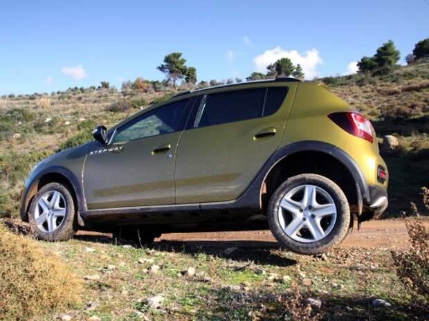 Новый Renault Sandero Stepway: вторая попытка к бегству