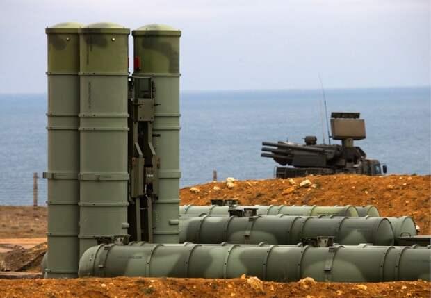 Российская линия береговой защиты в Крыму. Источник изображения: https://vk.com/denis_siniy