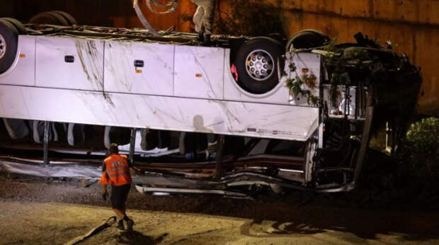 На Кубани водителя автобуса осудят за гибель троих детей в ДТП