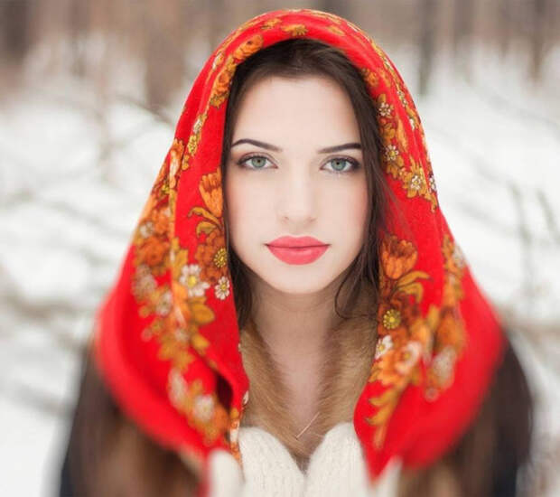 О русских женщинах.