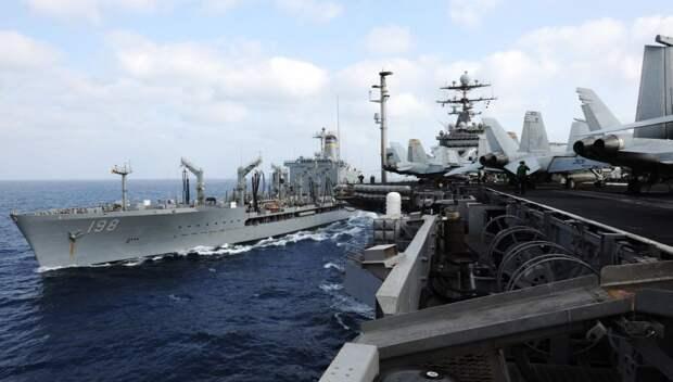Американский профессор рассказал, почему США проиграют Китаю войну в Тихом океане